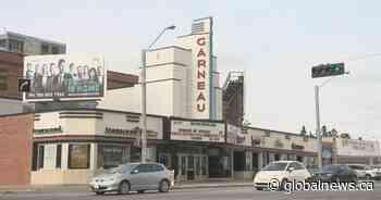 Historic Garneau Theatre in Edmonton turns 80 - Global News