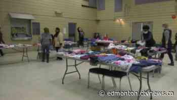 Giveback Edmonton provides items for Edmontonians in need - CTV News Edmonton