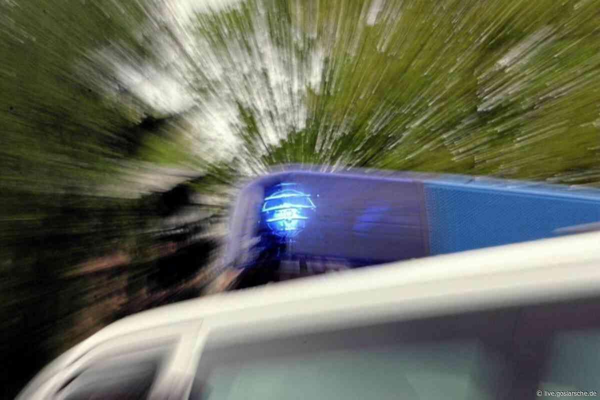 30-Jährige bei Unfall leicht verletzt - GZ Live