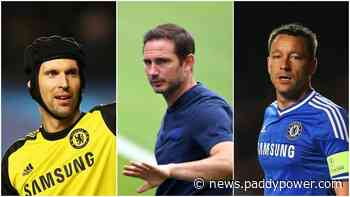 John Terry turns up at Chelsea training in full-kit after Cech return - Paddy Power News