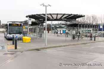 Radcliffe bus station to be closed for up to a week for maintenance works