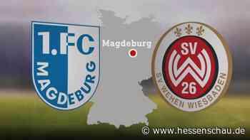 Video: 1.FC Magdeburg - Wehen Wiesbaden (Highlights) | hessenschau.de | Videos - hessenschau.de