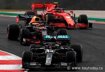 Lewis Hamilton wins Portuguese GP for record 92nd F1 victory