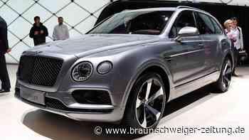 Bericht: VW unterstellt Nobeltochter Bentley ab 2021 Audi