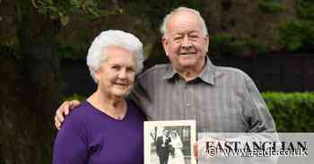 Stanstead childhood sweethearts celebrate diamond anniversary - East Anglian Daily Times
