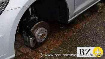 Wieder Räderklau – diesmal im Parkhaus VW-Tor Ost