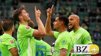 Endlich: VfL Wolfsburg zittert sich zum ersten Saisonsieg