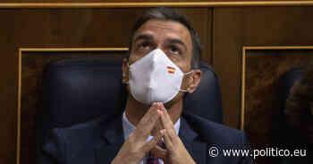 Spain adopts curfew, state of emergency to curb coronavirus - POLITICO.eu
