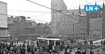 Lübeck in den 50er Jahren: Die Fotos von Hans Kripgans
