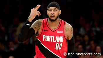 George Karl says Carmelo Anthony should return to Portland next season