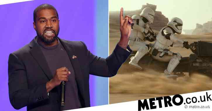 Kanye West blasts the Star Wars sequels: 'The prequels are better than anything'