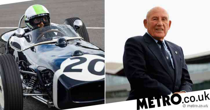 Top Gear's Chris Harris pays tribute to legendary race car driver Sir Stirling Moss