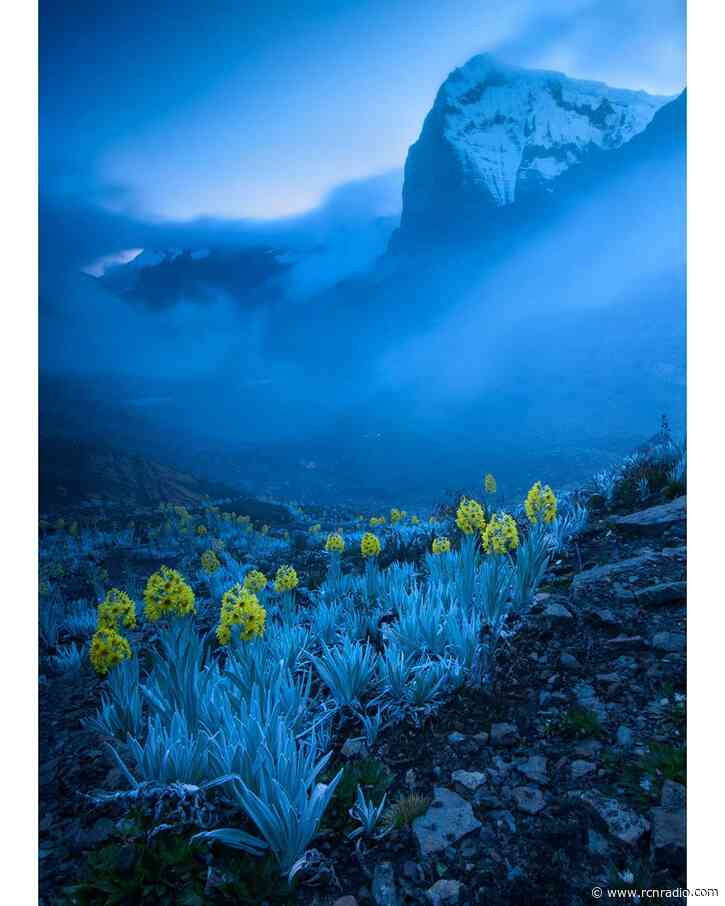Fotógrafo colombiano gana premio internacional con imagen del Nevado de El Cocuy - RCN Radio