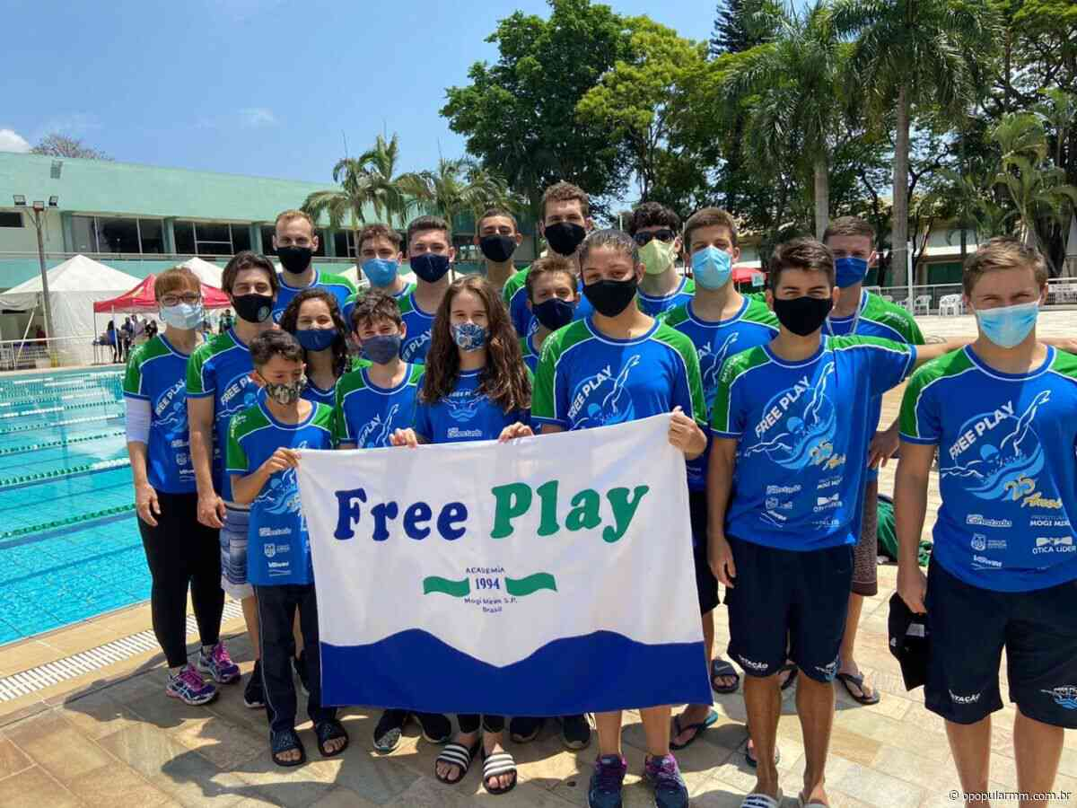 Natação de Mogi Mirim se destaca em torneio em Limeira - O Popular Digital