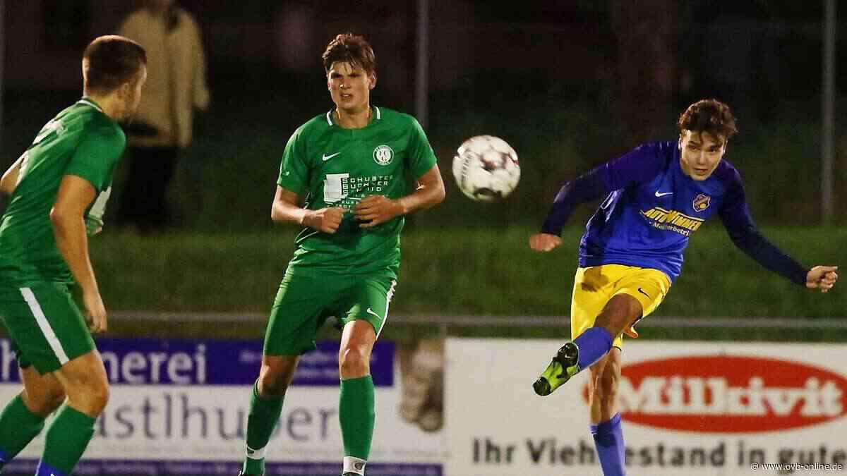 Seeon/Seebruck gelingt der einzige Auswärtserfolg: Heimteams dominieren im Fußball-Ligapokal - Oberbayerisches Volksblatt