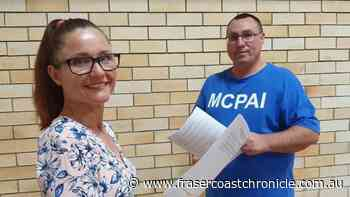 Changing of hands for Maryborough City Progress Association - Fraser Coast Chronicle