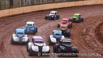 WET & WILD: Pics of the action from Maryborough Speedway - Fraser Coast Chronicle