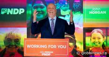 BC NDP flips 8-14 seats, some unprecedented, in majority government win
