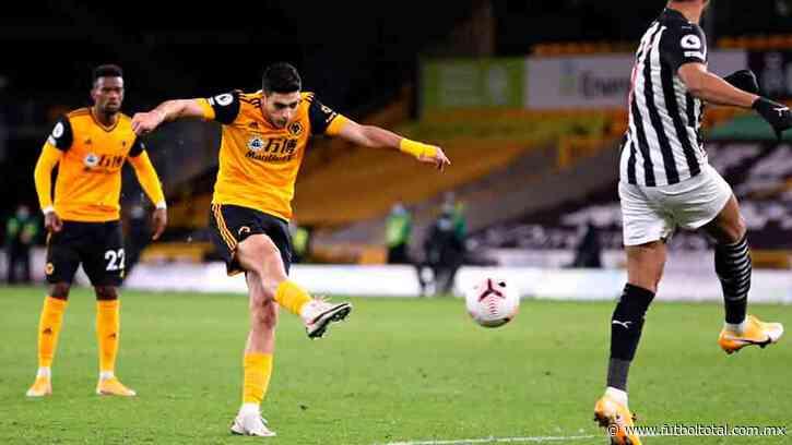 Video: El gol de Raúl Jiménez contra el Newcastle