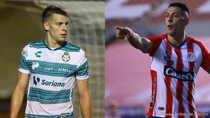 Dónde ver EN VIVO el Santos vs Atlético de San Luis del Guard1anes 2020