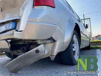 Giornata nera sulle strade biellesi, incidenti anche a Mongrando e Mottalciata - newsbiella.it