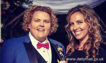 Comedian Fortune Feimster weds fiancéeJacquelyn Smith in Malibu after over five years of dating