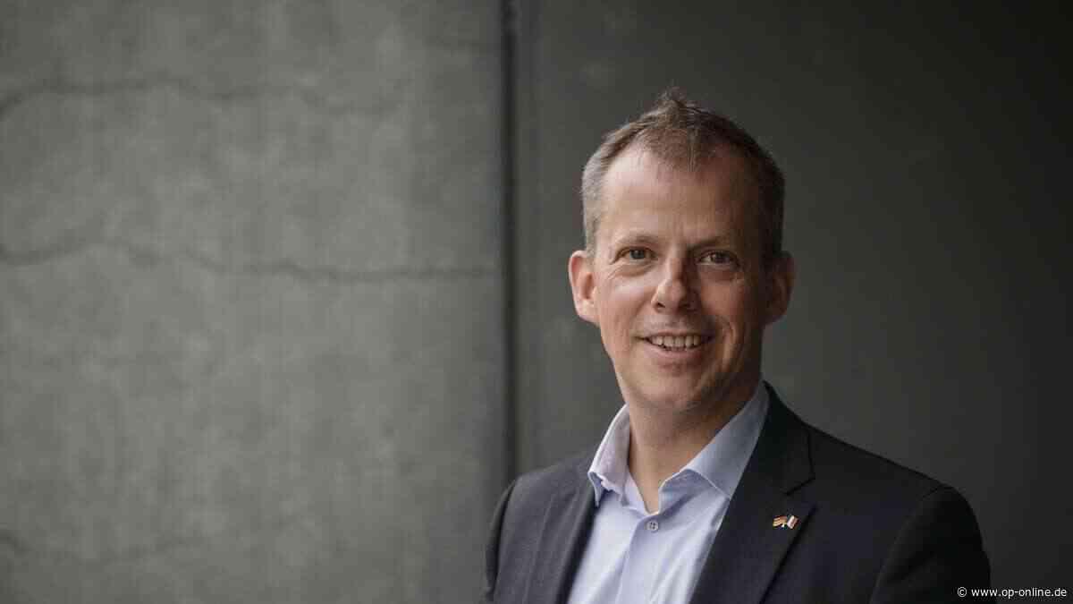 Gegen Katja Leikert: Christian Reichard aus Maintal kandidiert für den Bundestag - op-online.de