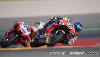 MotoGP, en directo: carrera del GP de Teruel - Mundo Deportivo