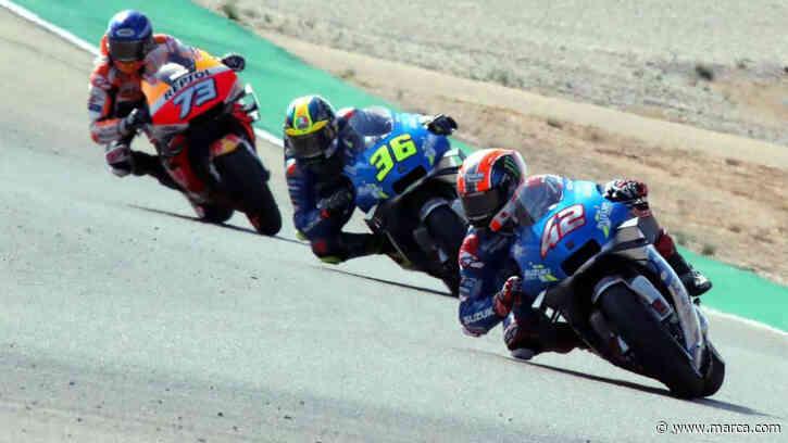 Morbidelli gana el Gran Premio de Teruel de MotoGP - MotoGP - GP Teruel 2020 | Motorland - MARCA.com