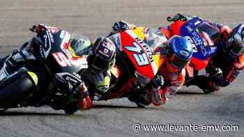 Carrera de MotoGP del GP de Teruel, en directo - Levante-EMV