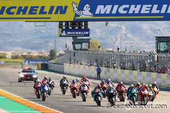 La parrilla de salida del GP de Teruel de MotoGP 2020 - Motorsport.com España