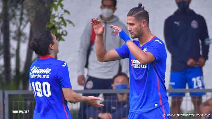 Daniel López, ex de Chivas y goleador sub-20, convocado con Cruz Azul