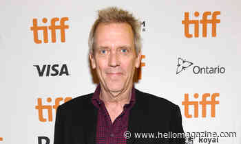 Meet Roadkill star Hugh Laurie's wife Jo Green here