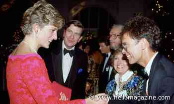 Cliff Richard shares funny memories with Prince Harry and Princess Diana