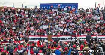 Trump's pandemic rallies spread coronavirus infection and misinformation - Vox