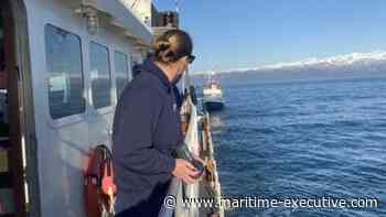 US Coast Guard Rescues Sinking Fishing Vessel in Gulf of Alaska - The Maritime Executive