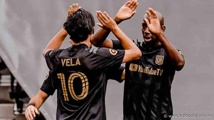 Video: Carlos Vela sella triunfo del LAFC en el Clásico del Tráfico