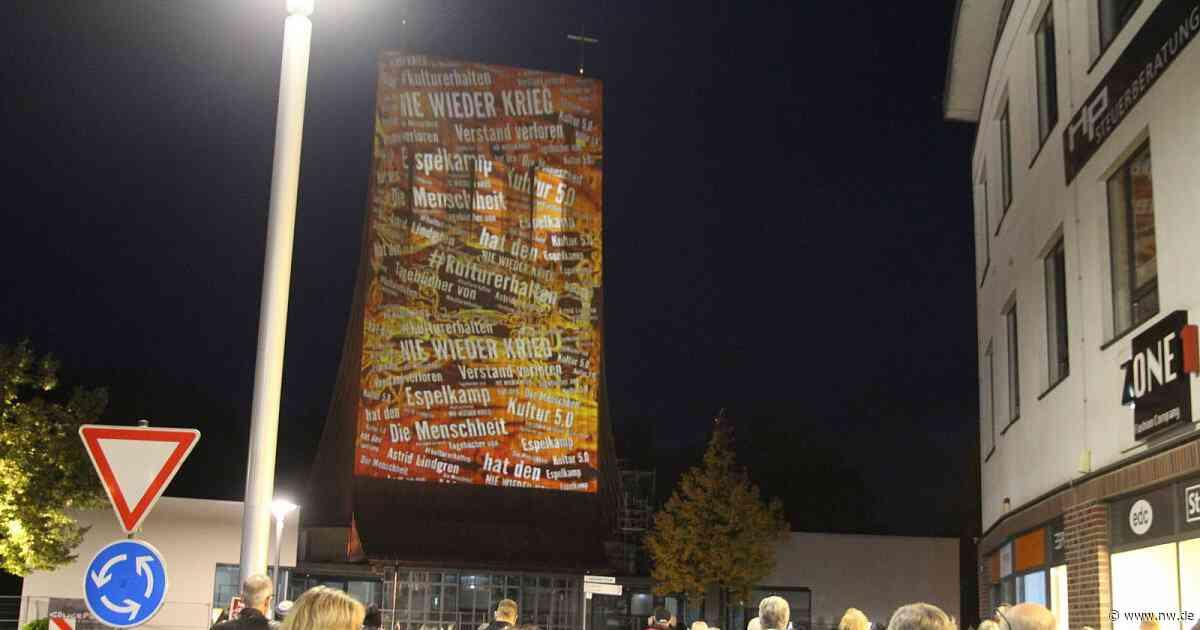Flanieren in Espelkamp - viele Menchen möchten die Geschäfte vor Ort unterstützen - Neue Westfälische