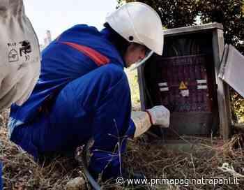 Enel, domenica 25 ottobre lavori sulla rete. Possibili disagi a Trapani ed Erice - PrimaPagina Trapani