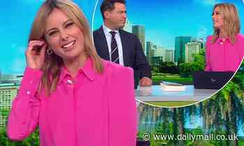 Mortified Today host Allison Langdon shuts down intrusive questions about whether she sleeps NAKED