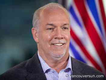 B.C. election results: Horgan delivered a historic majority NDP government