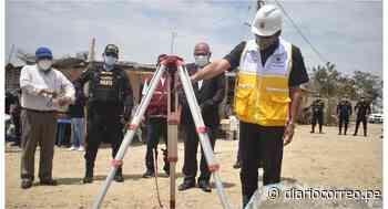 Impulsan mejoramiento de caminos vecinales en el distrito de Chicama - Diario Correo