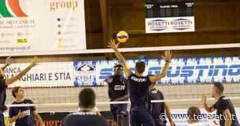 La ErmGroup San Giustino, impegnata nella preparazione, fa il conto alla rovescia per il match contro la Job Italia di venerdì 2 ottobre - teveretv.it