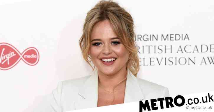 Emily Atack doesn't hold back as she talks one-night stands and racy DMs in new stand-up series