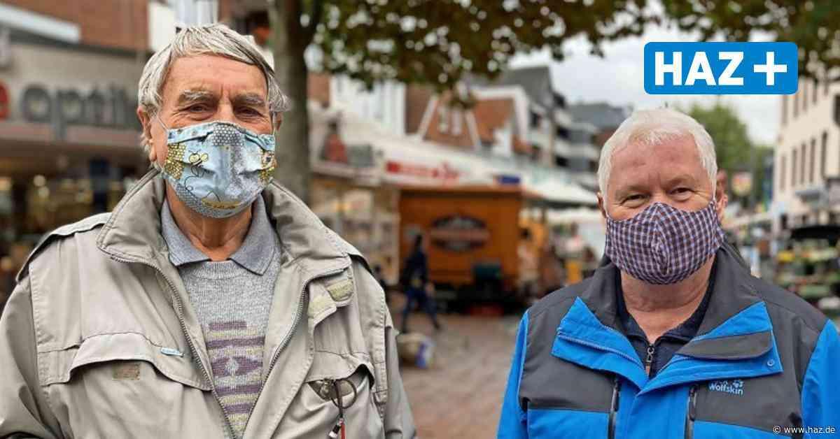 Barsinghausen: So läuft der Wochenmarkt unter Corona-Bedingungen - Hannoversche Allgemeine