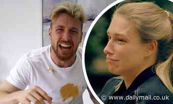 Sam Thompson MOCKS the moment cheating ex-girlfriend Zara McDermott begs him for forgiveness