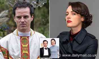 Fleabag's hot priest Andrew Scott beats Phoebe Waller-Bridge to top theatre award