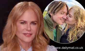 Nicole Kidman relied on husband Keith Urban to 'bring back reality' after filming The Undoing