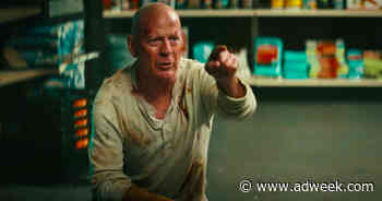 Bruce Willis Is Back in a New Die Hard… Battery Ad - Adweek