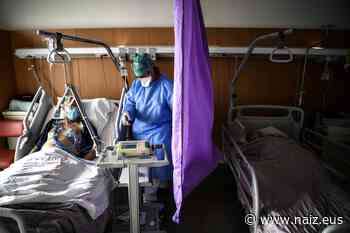 Hospitales de Nueva Aquitania reciben pacientes covid de otros puntos del Hexágono - NAIZ